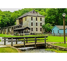 Spring Mill Photographic Print