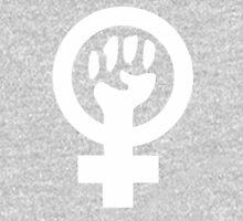 Feminist (white) Hoodie