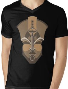 Afrodeco 151 Mens V-Neck T-Shirt