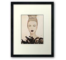 Dior 2011 Framed Print