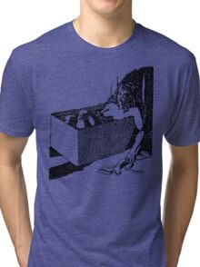 Tub Death. Tri-blend T-Shirt