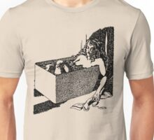 Tub Death. Unisex T-Shirt