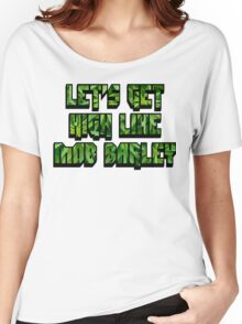 Mob Barley Women's Relaxed Fit T-Shirt