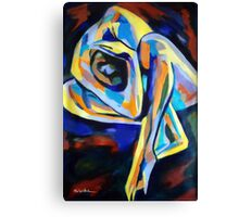 """Inner reality"" Canvas Print"