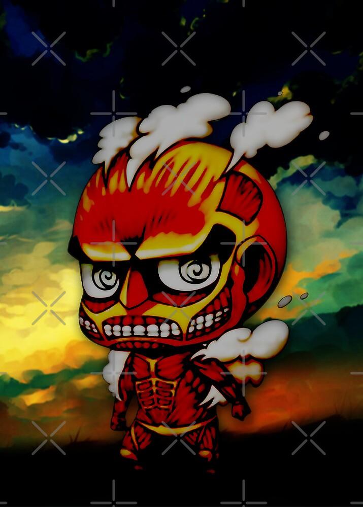 Lost Titan  by chibicuty