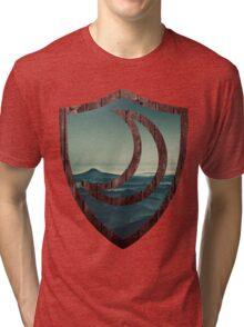 Wood & Water Tri-blend T-Shirt