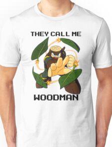 They call me Woodman (v1) T-Shirt