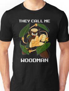 They call me Woodman (v2) T-Shirt