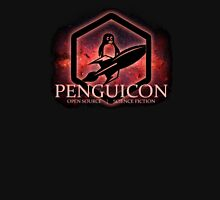 Ltd Edition Red Penguicon Galaxy Unisex T-Shirt