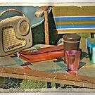 Radio Waves by JaninesWorld