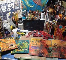 My Detailing Workstation... Good, Clean FUN by © Angela L Walker