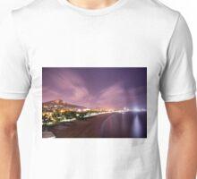 Castle hill nightscape Unisex T-Shirt