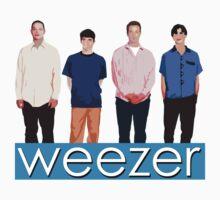 Weezer - Blue Album Kids Clothes