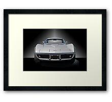 1970 Corvette Stingray II Framed Print
