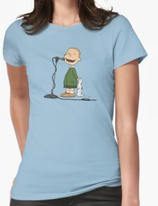 Linus Gallagher Womens Fitted T-Shirt