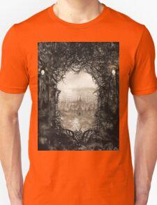 Awoken from death. Unisex T-Shirt