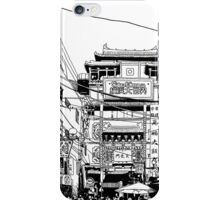Yokohama - China town iPhone Case/Skin