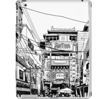 Yokohama - China town iPad Case/Skin