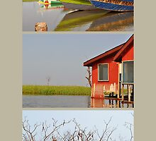 Lake Volta by Gemma Keir