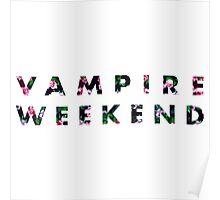 Vampire Weekend Poster