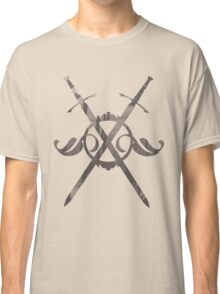 Crossed Swords Classic T-Shirt