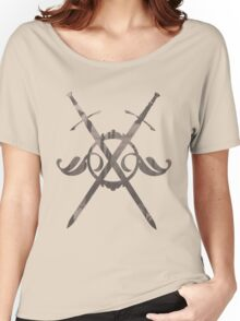 Crossed Swords Women's Relaxed Fit T-Shirt