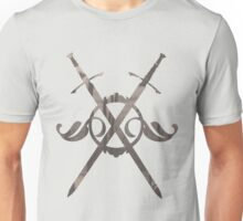 Crossed Swords Unisex T-Shirt