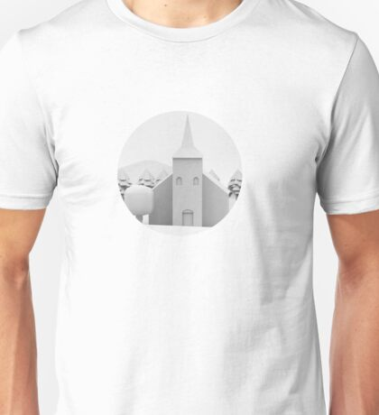 the lonely church T-Shirt