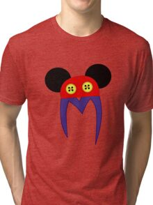 Mickey M Tri-blend T-Shirt