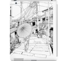 Kyoto - the old city iPad Case/Skin