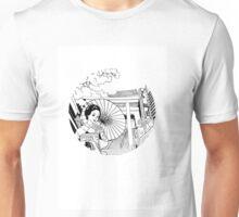 Enoshima - Kanagawa-ken Unisex T-Shirt
