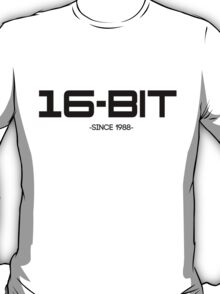 16-Bit Since '88 T-Shirt