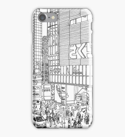 Tokyo - Shinjyuku iPhone Case/Skin