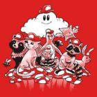 Super Plumber Pets by AustinJames