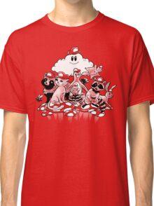 Super Plumber Pets Classic T-Shirt