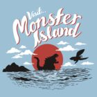 Monster Island by AustinJames