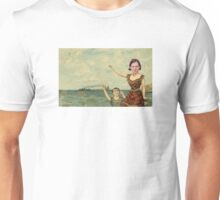 Neutral Milk Hotel - Jeff Mangum on In the Aeroplane Over the Sea Cover Unisex T-Shirt