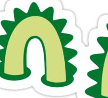 Nessi Sticker