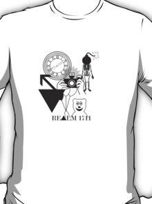 realm 1711 bomb bear T-Shirt