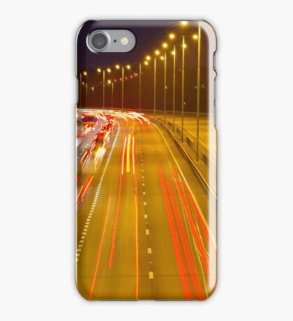 Black Friday Rush Hour iPhone Case/Skin