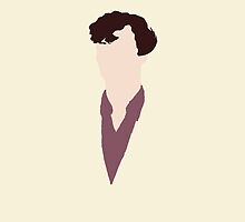 Minimalist Sherlock Character Studies- Sherlock by raemason