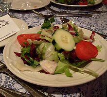 Yummy Salad by Jane Neill-Hancock