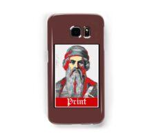 PRINT Gutenberg Samsung Galaxy Case/Skin