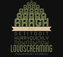 Jordyn - Loud Screaming Womens Fitted T-Shirt