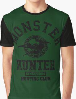 Monster Hunter Hunting Club Graphic T-Shirt