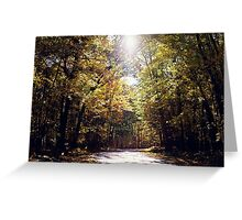 Guided Light Greeting Card