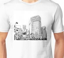 Tokyo - Shibuya Unisex T-Shirt