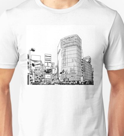Tokyo - Shibuya T-Shirt