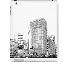 Tokyo - Shibuya iPad Case/Skin
