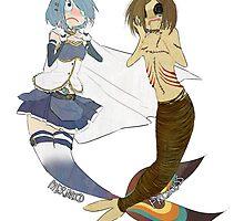 ♥ Mermaid Princesses ♥ by Malchutt